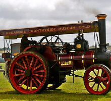 Burrell Road Loco 2 by Mike Streeter