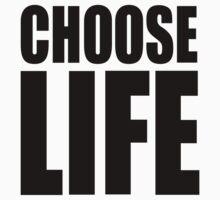 choose life Kids Tee