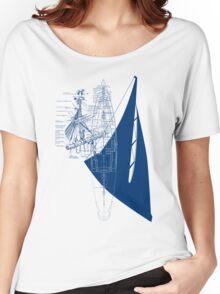 Sail Away Women's Relaxed Fit T-Shirt