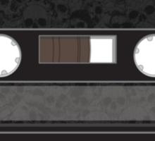 Death Metal - Cassette Tape Sticker