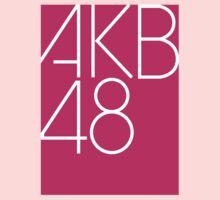 AKB48 Pink! by Fairfaxx
