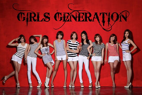 Girls Generation by Fairfaxx