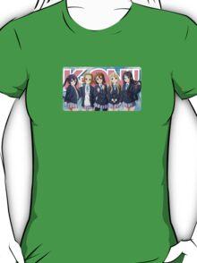 K-On! Ho-kago Tea Time T-Shirt