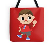 Friendly Villager is Friendly Tote Bag