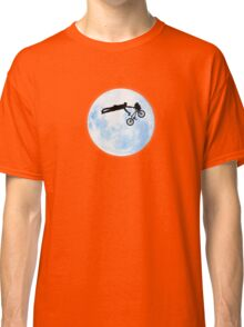 Riding the Kuwahara BMX. Like A Boss! Classic T-Shirt