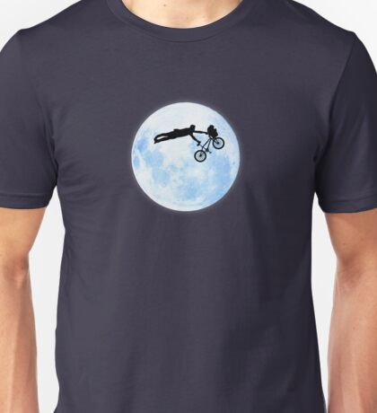Riding the Kuwahara BMX. Like A Boss! Unisex T-Shirt