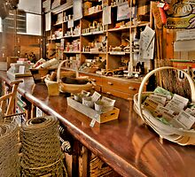Ye Olde Hardware Shoppe by Stephen Knowles