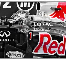 Vettel by Paul Golz