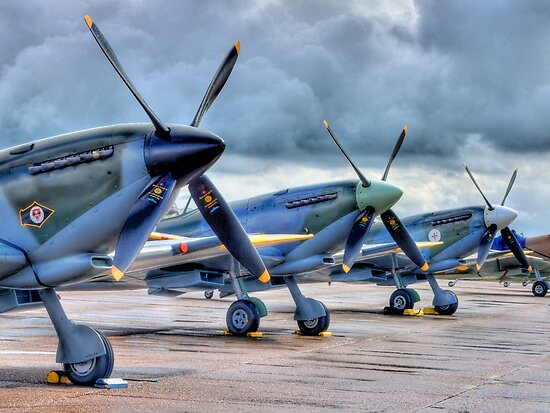 12 Blades - HDR by Colin J Williams Photography