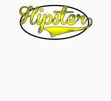 HIPSTER TEE | YELLOW Womens Fitted T-Shirt