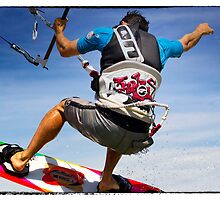 Kite Surfing by Paul Golz