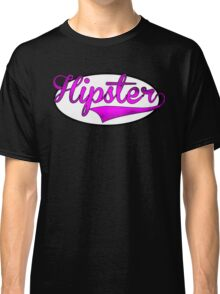 HIPSTER TEE | PINK Classic T-Shirt