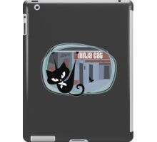 Trek.fm: Ninja Cat iPad Case/Skin