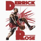 Derrick Rose by Weeknd