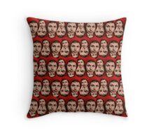 Michael Cera Plz  - Full Pattern Throw Pillow