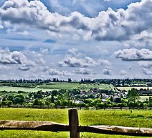 East Farleigh, Kent HDR by Ryan Wells Photography