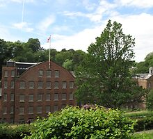 Quarry Bank Mill, Cheshire by TedT