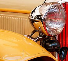 Vintage Car by Prasad