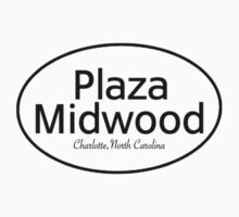 Plaza Midwood, Charlotte, North Carolina by Gina Mieczkowski