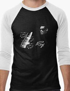 ray charles Men's Baseball ¾ T-Shirt