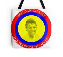 ESTEBAN CHAVES THE PEOPLE'S CHAMPION Tote Bag