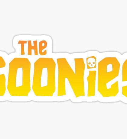 Goonies - Never Say Die Sticker