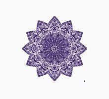 Purple Star Mandala Unisex T-Shirt