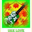 UKE LOVE  2 by ©The Creative  Minds