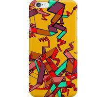 Cubic art iPhone Case/Skin