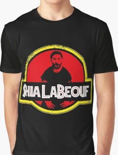 Shia LaBeouf Graphic T-Shirt