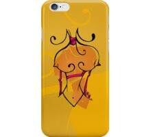 Girl with me iPhone Case/Skin