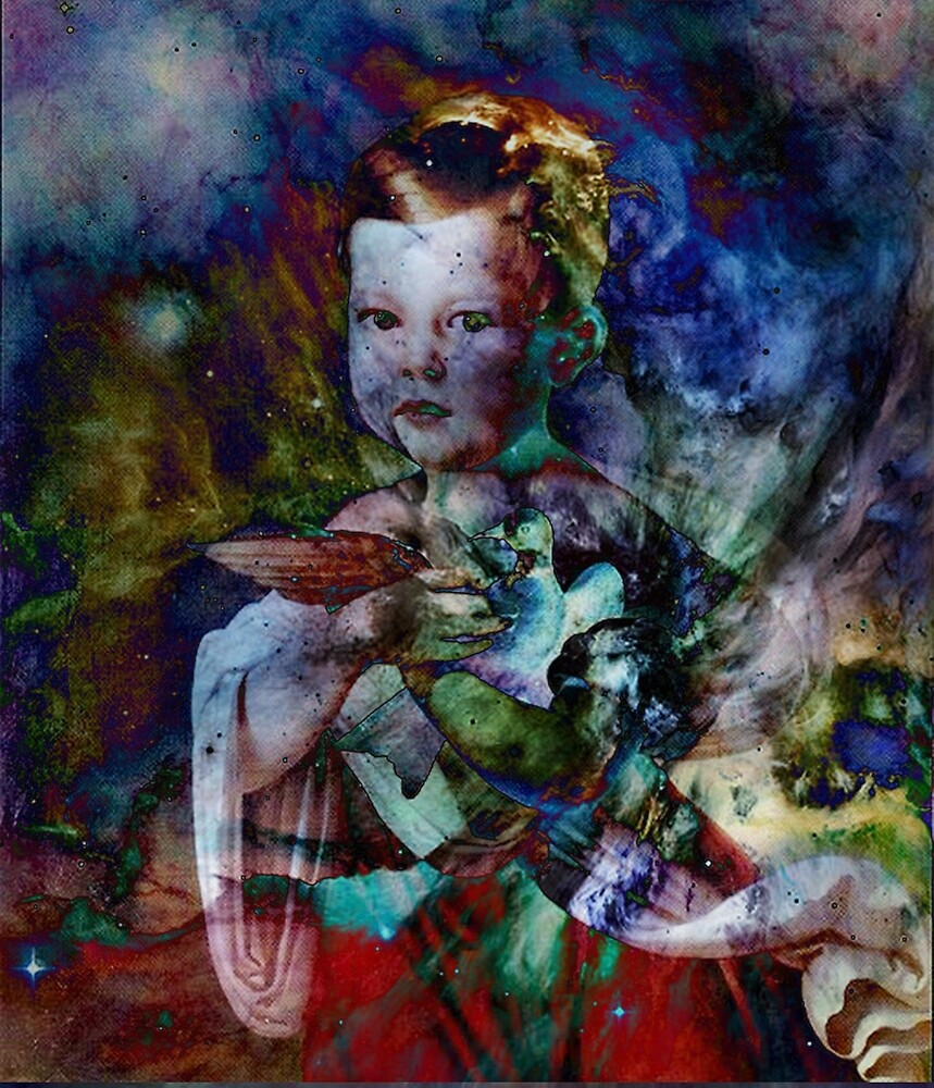 CHILD OF THE UNIVERSE by Tammera