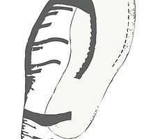 Shoe Shirt by Christopher Lyttle