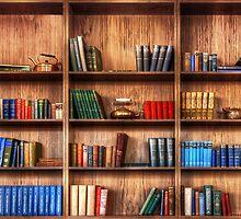 Book Shelf by Svetlana Sewell