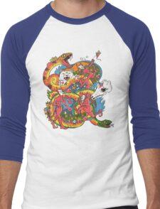 Holiday Imp Men's Baseball ¾ T-Shirt