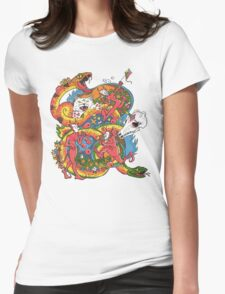 Holiday Imp Womens Fitted T-Shirt