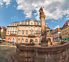 Heidelberg Rathaus by patricksharp