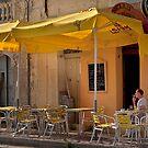 Tobacco Drag --- M'Xlokk Malta by Edwin  Catania