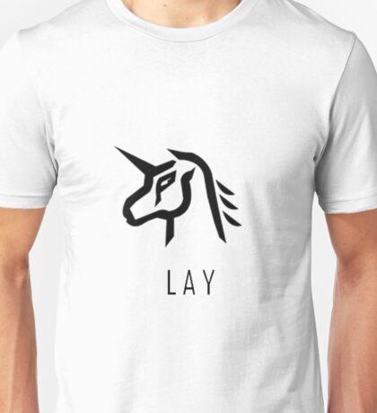 EXO Lay Name Unisex T-Shirt