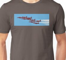 The 2015 Red Arrows  Unisex T-Shirt
