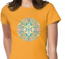 Summer Island Dreams Womens Fitted T-Shirt
