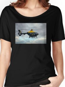 Police Eurocopter EC135T2 Women's Relaxed Fit T-Shirt