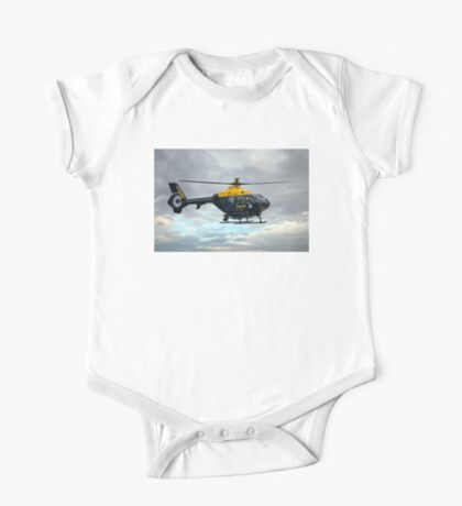 Police Eurocopter EC135T2 One Piece - Short Sleeve