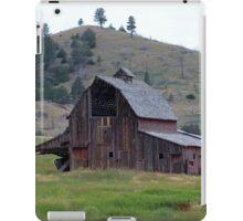Montana Barn iPad Case/Skin