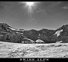 swiss alps by kippis