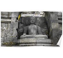 Buddha at Peace Poster