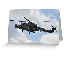 Black Cats @ Waddington Airshow 2012 Greeting Card
