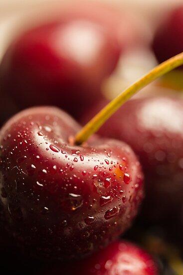 Cherries by lorrainem