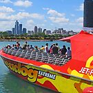 Chicago Harbor Jetboat Tour by Jack Ryan