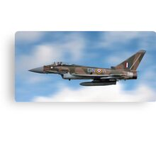 Battle Of Britain Typhoon Canvas Print
